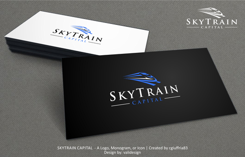 SKYTRAIN CAPITAL  A Logo, Monogram, or Icon  Draft # 60 by validesign