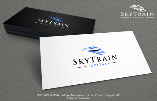 SKYTRAIN CAPITAL  A Logo, Monogram, or Icon  Draft # 61 by validesign