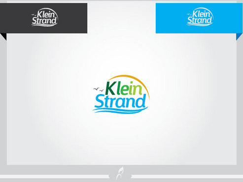 Klein Strand Logo Winning Design by Logoziner