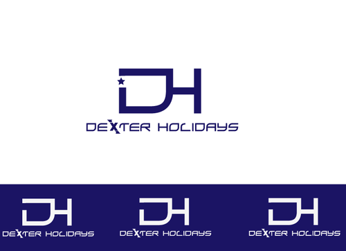 Dexter Holidays A Logo, Monogram, or Icon  Draft # 142 by FarazBaloch