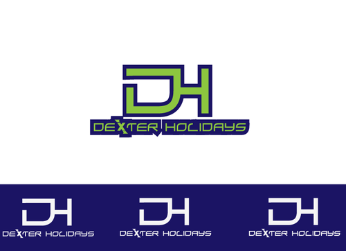 Dexter Holidays A Logo, Monogram, or Icon  Draft # 143 by FarazBaloch