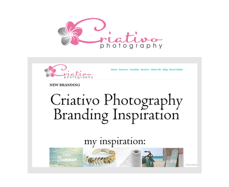 Criativo Photography A Logo, Monogram, or Icon  Draft # 211 by Ndazikil