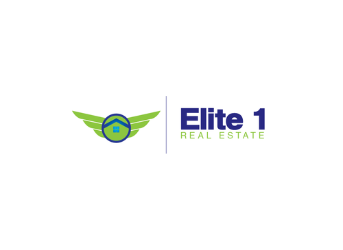 Elite 1 Real Estate A Logo, Monogram, or Icon  Draft # 94 by PeterZ