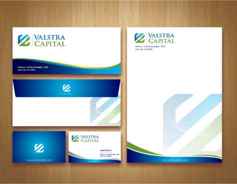 Valstra Capital A Logo, Monogram, or Icon  Draft # 418 by BIMPOP