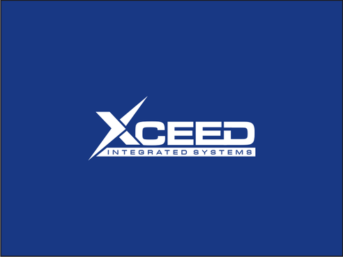 XCEED INTEGRATED SYSTEMS A Logo, Monogram, or Icon  Draft # 104 by porogapit