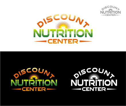 Discount Nutrition Center A Logo, Monogram, or Icon  Draft # 136 by Ndazikil