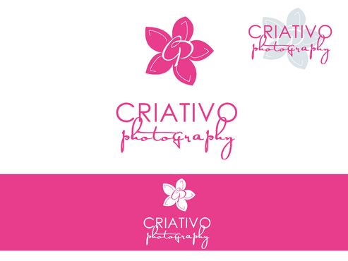 Criativo Photography Logo Winning Design by primavera