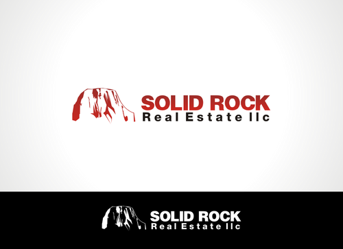 SOLID ROCK Real Estate llc A Logo, Monogram, or Icon  Draft # 7 by dhira