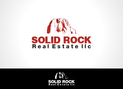SOLID ROCK Real Estate llc A Logo, Monogram, or Icon  Draft # 8 by dhira