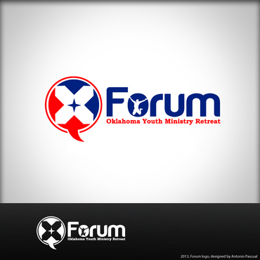 Forum A Logo, Monogram, or Icon  Draft # 50 by AntonioPascual
