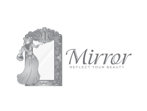 Mirror A Logo, Monogram, or Icon  Draft # 47 by Mariposa