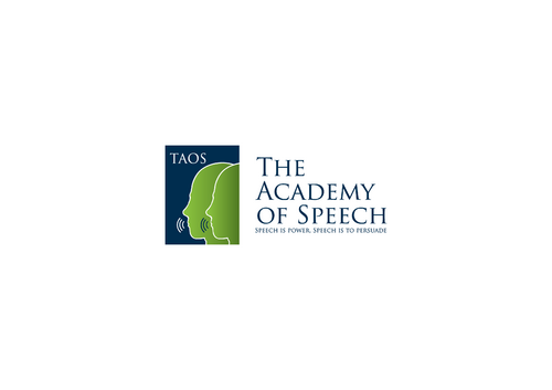 The Academy of Speech A Logo, Monogram, or Icon  Draft # 12 by JuloMN