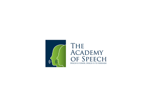 The Academy of Speech A Logo, Monogram, or Icon  Draft # 13 by JuloMN