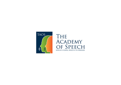 The Academy of Speech A Logo, Monogram, or Icon  Draft # 14 by JuloMN