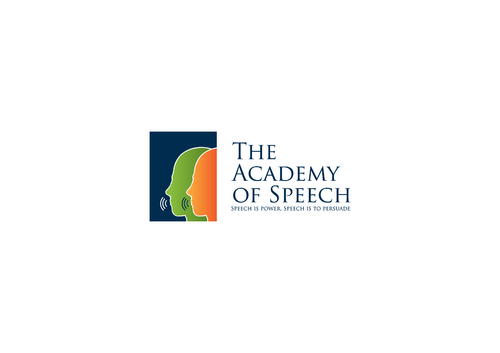 The Academy of Speech A Logo, Monogram, or Icon  Draft # 15 by JuloMN