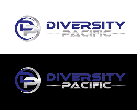 Diversity Pacific Logo Winning Design by valiWORK