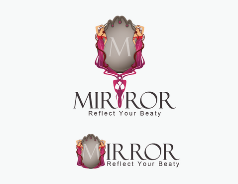 Mirror A Logo, Monogram, or Icon  Draft # 48 by charmedeyes