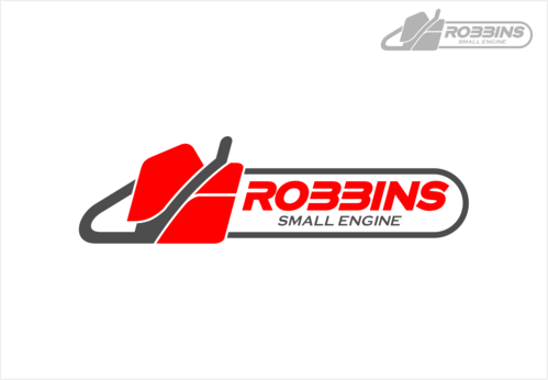 Robbins Small Engine A Logo, Monogram, or Icon  Draft # 1 by rezaray