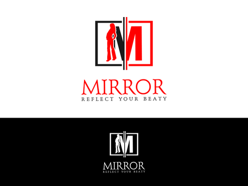 Mirror A Logo, Monogram, or Icon  Draft # 50 by falconisty