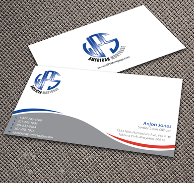 WPS Mortgage Business Cards and Stationery  Draft # 237 by jpgart92