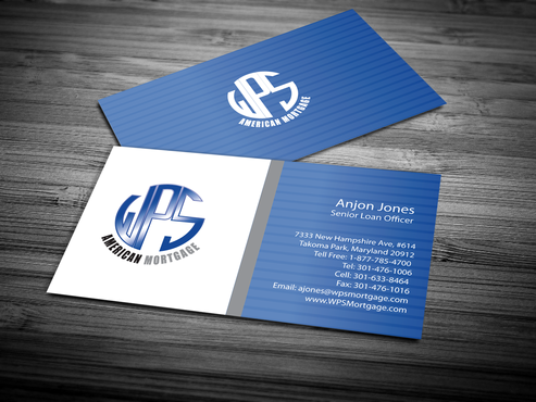 WPS Mortgage Business Cards and Stationery  Draft # 248 by jpgart92