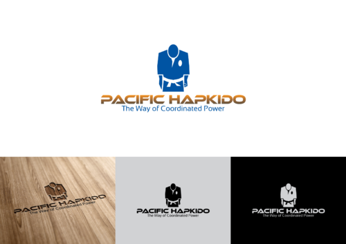 Pacific Hapkido A Logo, Monogram, or Icon  Draft # 18 by pedroferreira