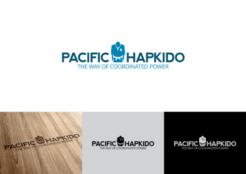 Pacific Hapkido A Logo, Monogram, or Icon  Draft # 19 by pedroferreira