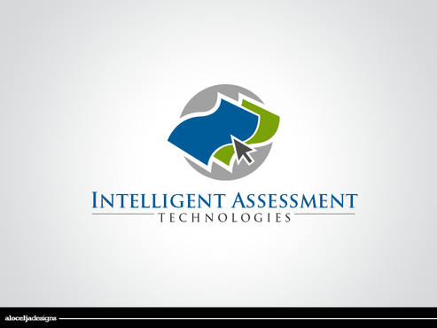 Intelligent Assessment Technologies A Logo, Monogram, or Icon  Draft # 7 by alocelja