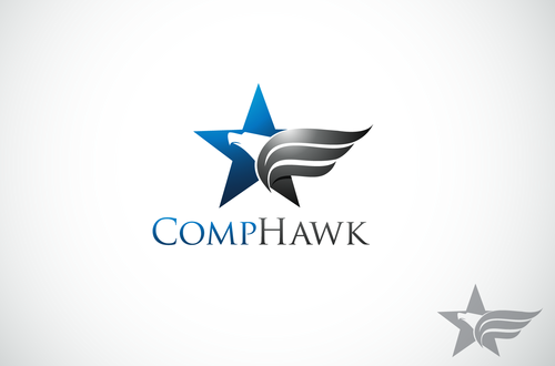 CompHawk A Logo, Monogram, or Icon  Draft # 3 by apptech