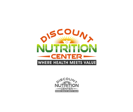 Discount Nutrition Center A Logo, Monogram, or Icon  Draft # 160 by Ndazikil