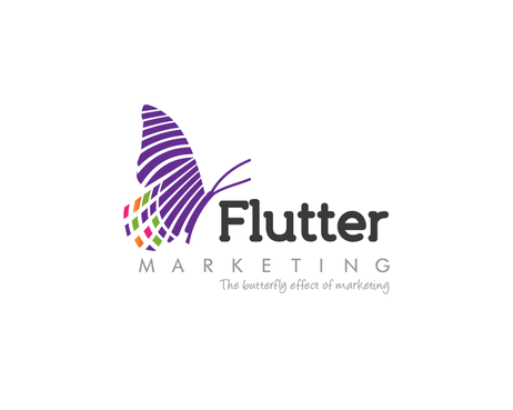 Flutter Marketing A Logo, Monogram, or Icon  Draft # 111 by parusheva