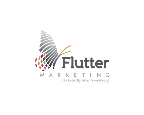 Flutter Marketing A Logo, Monogram, or Icon  Draft # 112 by parusheva