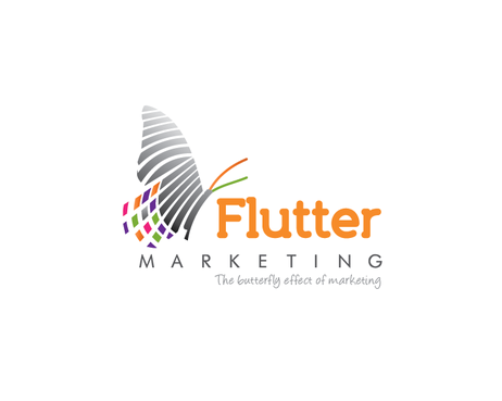 Flutter Marketing A Logo, Monogram, or Icon  Draft # 113 by parusheva
