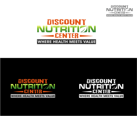 Discount Nutrition Center A Logo, Monogram, or Icon  Draft # 161 by Ndazikil