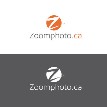 Zoomphoto.ca A Logo, Monogram, or Icon  Draft # 36 by eeshu