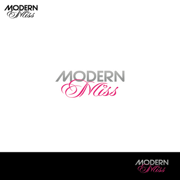 MODERN miss  A Logo, Monogram, or Icon  Draft # 112 by g24may