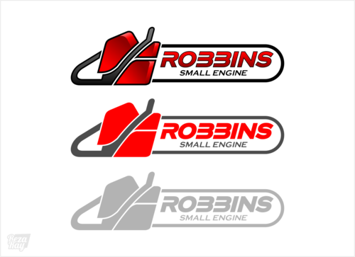 Robbins Small Engine A Logo, Monogram, or Icon  Draft # 2 by rezaray