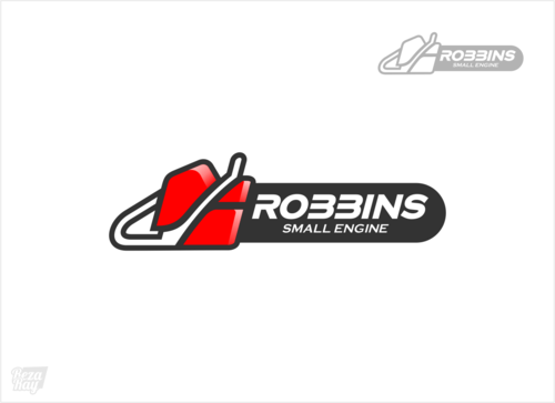 Robbins Small Engine A Logo, Monogram, or Icon  Draft # 3 by rezaray