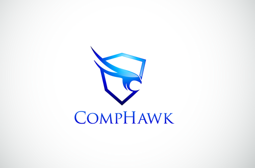 CompHawk A Logo, Monogram, or Icon  Draft # 5 by apptech