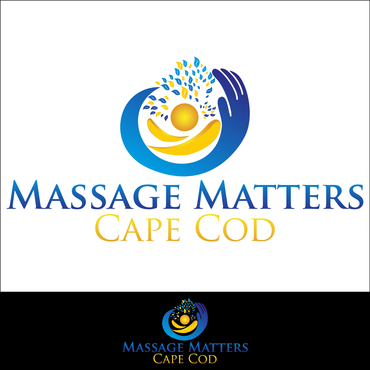 Massage Matters Cape Cod A Logo, Monogram, or Icon  Draft # 2 by waqasss