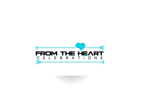 From the heart celebrations A Logo, Monogram, or Icon  Draft # 3 by FriesFx