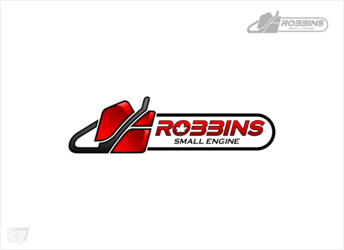 Robbins Small Engine A Logo, Monogram, or Icon  Draft # 5 by rezaray