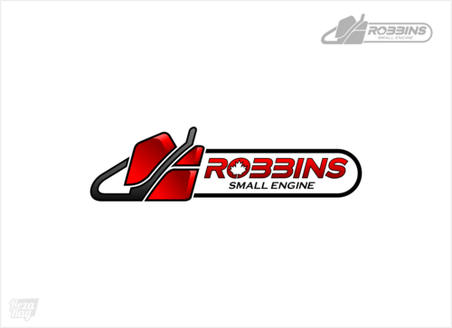 Robbins Small Engine A Logo, Monogram, or Icon  Draft # 6 by rezaray