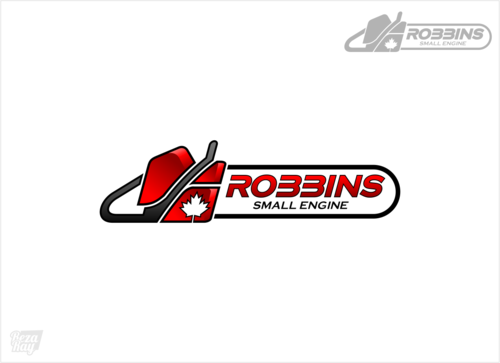 Robbins Small Engine A Logo, Monogram, or Icon  Draft # 8 by rezaray