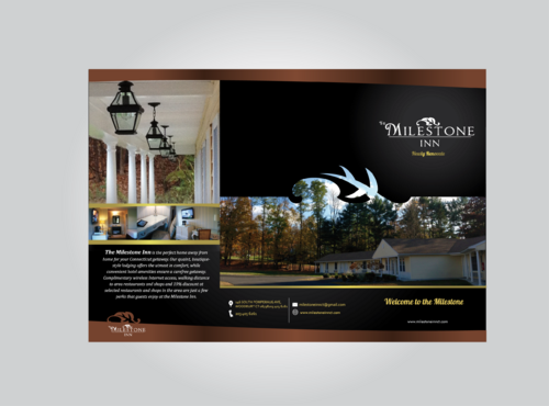 Brochure  Marketing collateral  Draft # 23 by nelly83