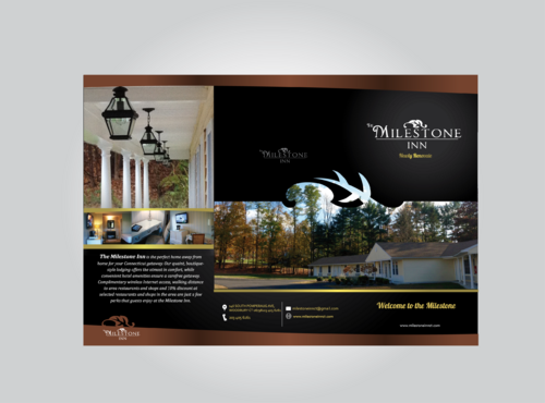 Brochure  Marketing collateral  Draft # 24 by nelly83