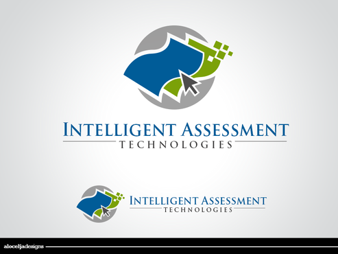 Intelligent Assessment Technologies A Logo, Monogram, or Icon  Draft # 8 by alocelja