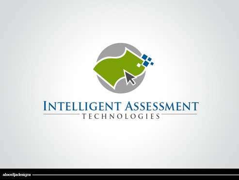 Intelligent Assessment Technologies A Logo, Monogram, or Icon  Draft # 9 by alocelja