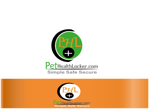PetHealthLocker.com A Logo, Monogram, or Icon  Draft # 4 by baloch500