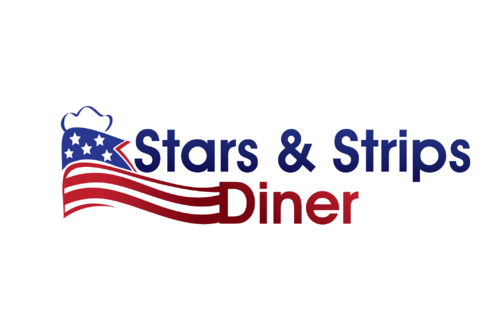 Stars & Strips Diner A Logo, Monogram, or Icon  Draft # 25 by JoseLuiz